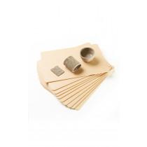Wooden Modelling Cutting Board 10PK
