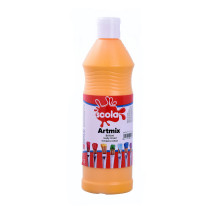 Readymix Paint Bright Yellow - 1 Litre