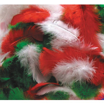 Feathers - Christmas