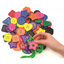 Colossal Plastic Buttons