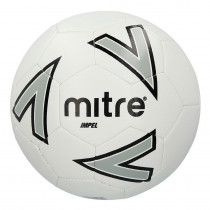 MITRE IMPEL FOOTBALL  WHITE, SIZE 4