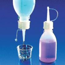 Bottles dropping grad PE longdrop 100ml