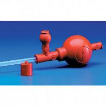 Pipette filler rubber 3 valve