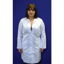 Lab coat p/cotton ladies 100cm