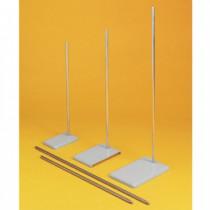 Retort stand rod steel 750mm