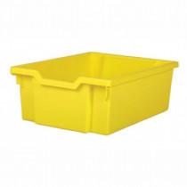 Tray storage 427x312x150mm yellow