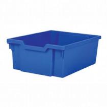 Tray storage 427x312x150mm blue