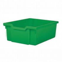 Tray storage 427x312x150mm green