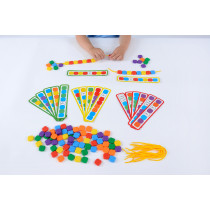 Lacing Colour Sequence Beads