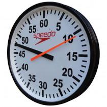SPEEDO EXTERNAL TRAINING CLOCK  700MM, BATTERY POWERED