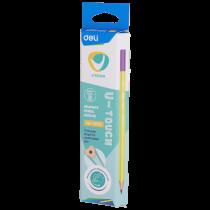 Deli U-Touch Graphite HB Dipped Pencil