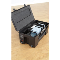 TTS Sync and Charge Tablet Carry Case Storage