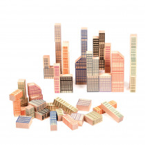 Early Excellence City Blocks Set