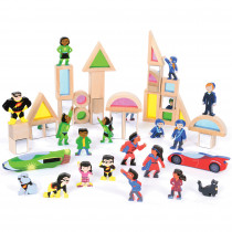 Early Excellence Superhero Play Collection