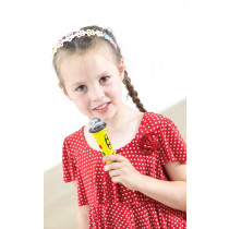 Easi Speak Microphone MP3 Recorder Yellow