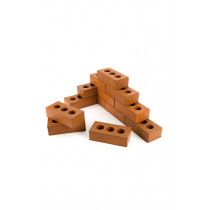 Role Play Foam House Bricks 75pk
