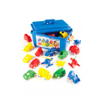 Chunky Vehicles (Pack of 36)