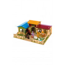 Small World Meadow Farm Set