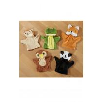Puppet Wildlife Set of 5
