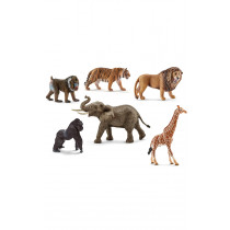 Schleich Jungle Animals Set of 6
