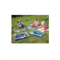Clear Water Troughs set of 4