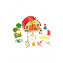 Small World Mini Farm Set