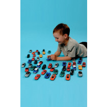 48pc Non-licenced Diecast Cars