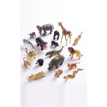 Classic Jungle Collection  - 18pcs
