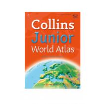 Collins Junior World Atlas - Pack of 15