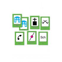 OS Map Symbols Flashcards