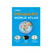 Collins Primary World Atlas (pack 15)