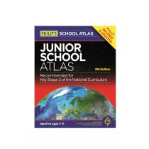Junior School Atlas - 8th Edition pack of 15