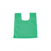NYLON TRAINING BIB MEDIUM GREEN