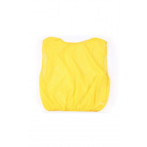 MESH TRAINING BIB LARGE YELLOW