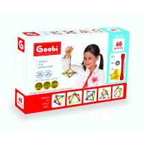 Goobi 40 Piece Magnetic Building Set