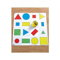 Shapes, Colour and Size Mat