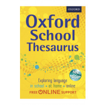 Oxford School Thesaurus 6 Pack