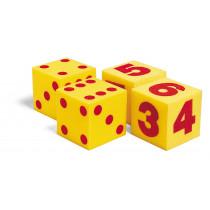 Giant Soft Dot Cubes