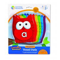 Vowel Owls