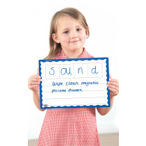 A4 Magnetic Boards with 4/5 Phoneme Frames-Set 6