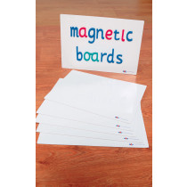 A3 Magnetic Boards 6Pk