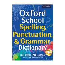 Oxford School Spell  Punct  Gramm Dict pk6