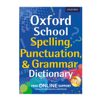 Oxford School Spell  Punct  Gramm Dict pk 15
