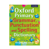 Oxford Primary Gramm  Punc and Spell Dict pk15