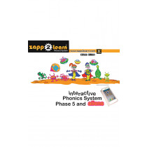 Zapp2learn English Zappbook Phase5 (6pk)