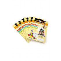 Zapp2learn Activity Book Phase 3 (6pk)