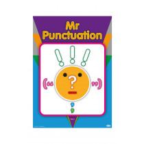 Mr Punctuation A4 Posters Set 6pk