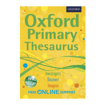 Primary Thesaurus (6 Pack)