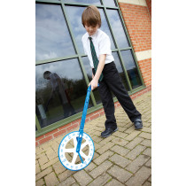 School Trundle Wheel with Counting Mechanism