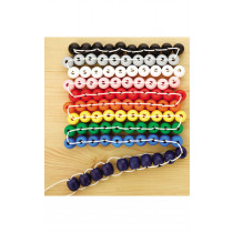 Sumthing - 100 Multi-coloured String